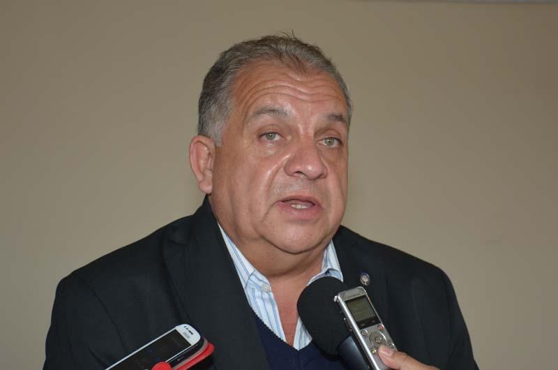 Ministro de Trabajo y Empleo, Jorge Cabana Fusz.